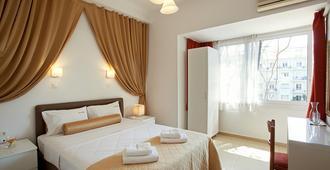 Metropolis Hotel - Athen - Schlafzimmer