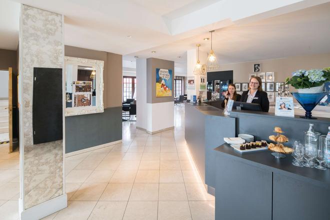 Best Western Hotel Würzburg-Süd - Wurzburg - Lobby