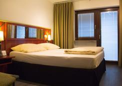 貝斯特韋斯特普拉斯南維爾茨堡酒店 - 維爾茨堡 - 符爾茲堡 - 臥室