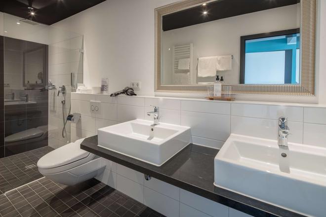 貝斯特韋斯特普拉斯南維爾茨堡酒店 - 維爾茨堡 - 符爾茲堡 - 浴室