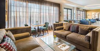 Best Western Hotel Würzburg Sued - Wurzburg - Living room