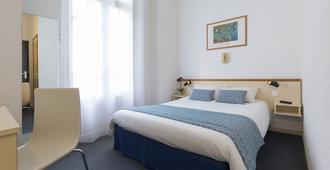 Hotel Aneto - Lourdes - Camera da letto