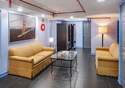 Central Park West Hostel - Nova York - Lounge