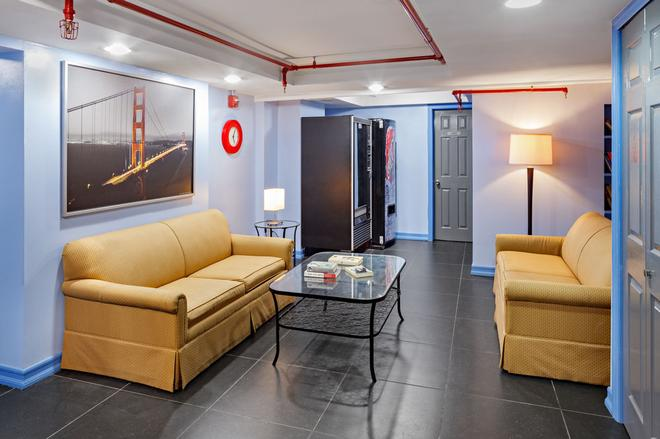 Central Park West Hostel - Nueva York - Lounge