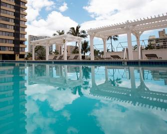Waikiki Monarch Hotel - Honolulu - Alberca