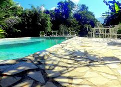 Pousada Magia Verde - Paraty - Pool