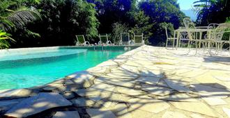 Pousada Magia Verde - Paraty - Zwembad