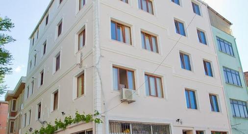 Birlik Apart Hotel - Istanbul - Building