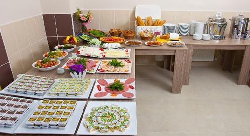 Birlik Apart Hotel - Istanbul - Buffet