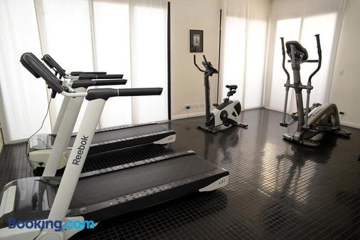 IQ Callao by Temporary Apartments - Buenos Aires - Gym