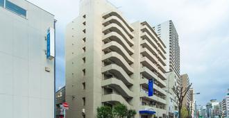 Hotel Mystays Nippori - Tokyo - Building