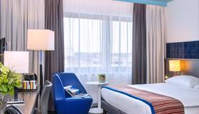 Park Inn by Radisson Luxembourg City - Luxembourg - Bedroom