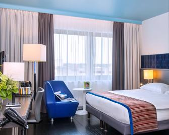 Park Inn by Radisson Luxembourg City - Luxembourg - Soveværelse