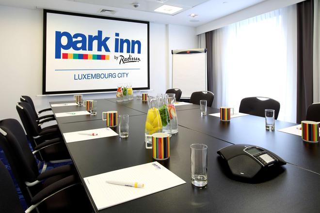 Park Inn by Radisson Luxembourg City - Λουξεμβούργο - Αίθουσα συνεδρίου