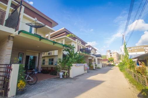 Nu Phuket Airport Residence - Sakhu - Toà nhà