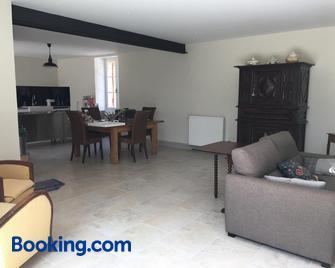 la Dépendance de Bazin - Marmande - Living room