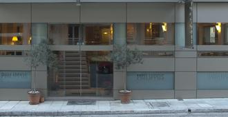 Philippos Hotel - Athens - Building