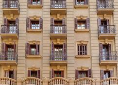 H10 Madison - Barcelona - Edificio