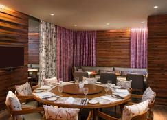 Novotel Kolkata Hotel And Residences - Calcuta - Restaurante