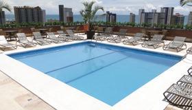 Hotel Praia Centro - Fortaleza - Pool