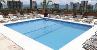 Hotel Praia Centro - פורטאלזה - בריכה