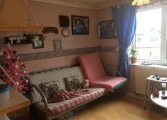 Animal Education Centre in Buddhist Temple - Carshalton - Living room