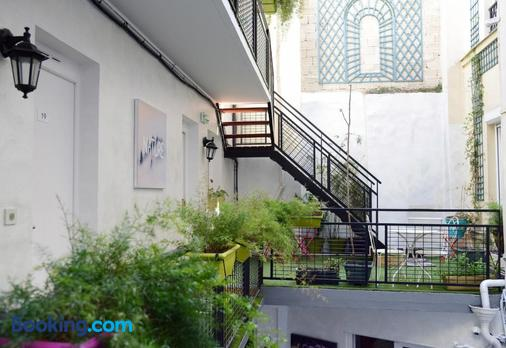 Hotel Malar - Paris - Balcony