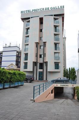 Hotel Prince de Galles - Duala - Edificio