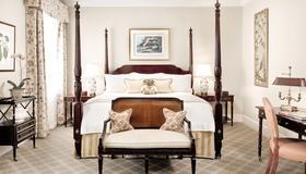 Planters Inn - Charleston - Bedroom