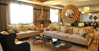法拉拉卡薩布蘭卡酒店 - 卡薩布蘭卡 - 客廳