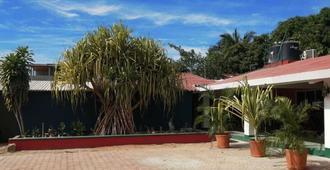 Nopalero hostel - Puerto Escondido - Outdoor view