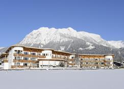 Best Western Plus Hotel Alpenhof - Oberstdorf - Toà nhà