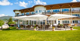 Best Western Plus Hotel Alpenhof - Oberstdorf - Patio