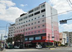Hotel Orox - Naha - Gebäude