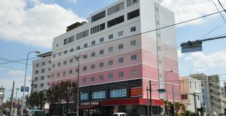 Hotel Orox - Naha - Edificio