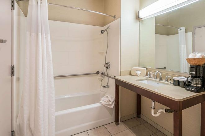 Comfort Inn & Suites - Σιάτλ - Μπάνιο