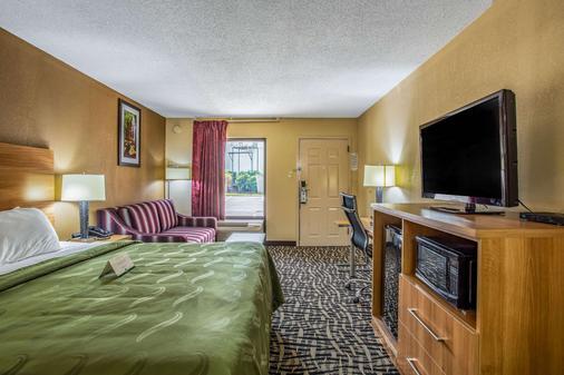 Quality Inn - Bowling Green - Phòng ngủ