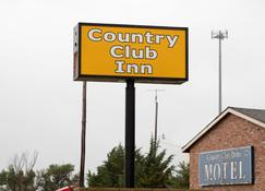 Country Club Drive Motel - Colby - Vista externa