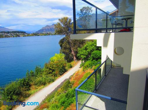 Villa Del Lago - Queenstown - Balcony