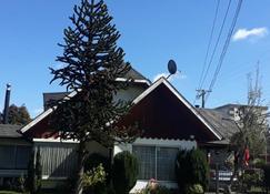 Habitación Los Pablos - Temuco - Vista del exterior