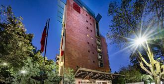 Hotel Rugendas - סנטיאגו - בניין