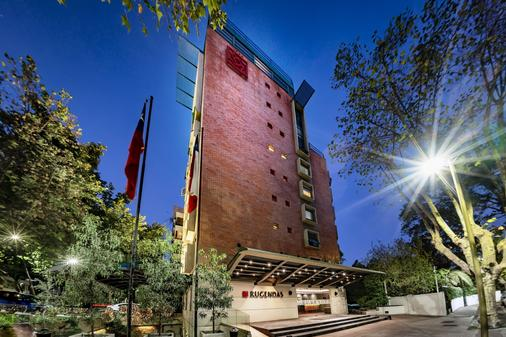 Hotel Rugendas - Santiago - Building