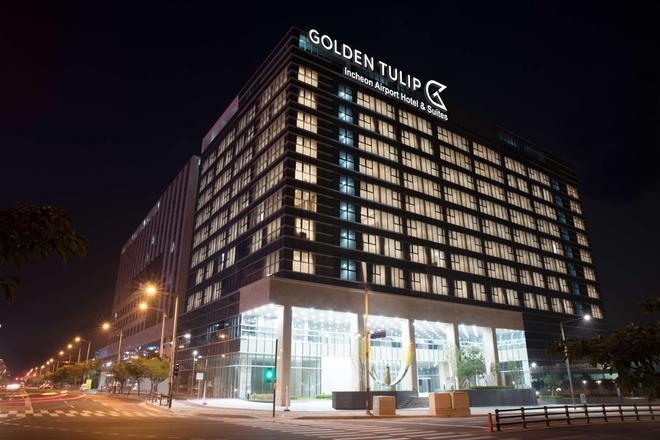 Golden Tulip Incheon Airport Hotel & Suites - Incheon - Rakennus