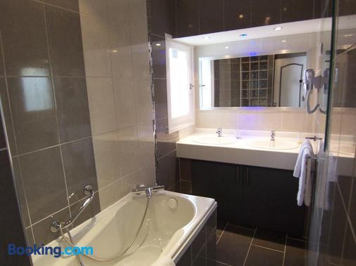 Hôtel Du Stade - Dijon - Phòng tắm