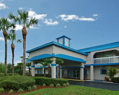 Vista Inn and Suites Tampa - Tampa - Rakennus
