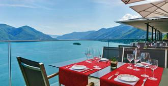 Casa Berno Swiss Quality Hotel - Ascona - Εστιατόριο