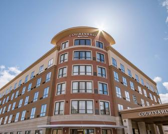 Courtyard by Marriott South Bend Downtown - Сауз-Бенд - Building