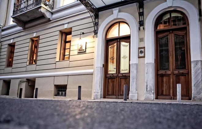 雅典城市瑟科斯酒店 - 雅典 - 建築