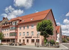 Hotel Restaurant Lindenhof - Bräunlingen - Rakennus
