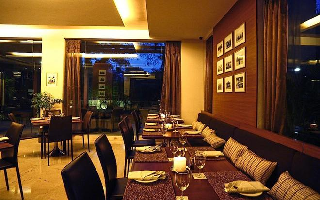 The Visaya - New Delhi - Restaurant